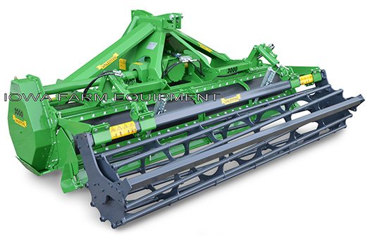 Valentini Rotary Tiller Cage Roller